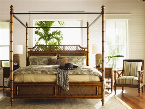plantation style bedroom furniture tommy bahama home at baer s furniture miami ft