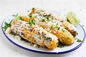 grilled mexican street corn elotes recipe simplyrecipes com