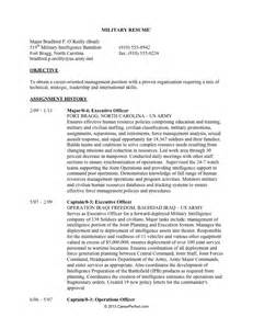 Sample Military To Civilian Resume Careerperfect 174 Management Resume Before