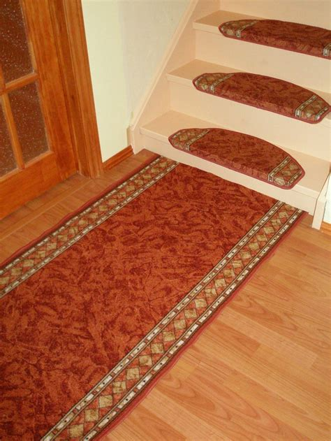 rug on top of carpet carpet stair treads stair mats stair rugs