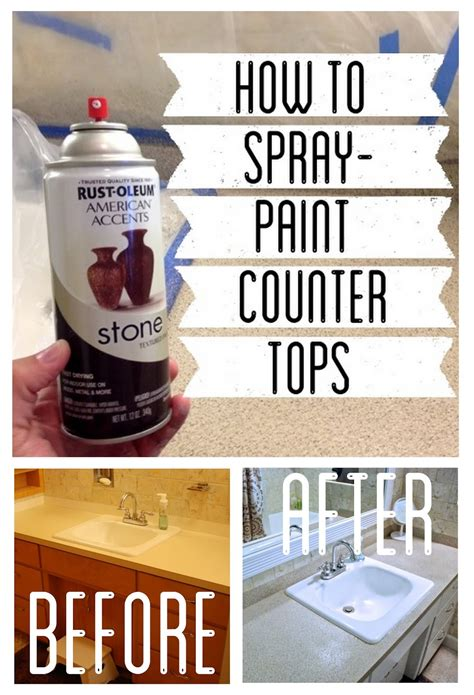 spray paint laminate kitchen cabinets how to spray paint countertops