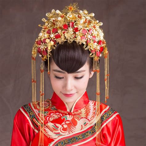 traditional hair vintage chinese style classical jewelry traditional bridal