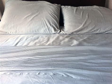linenspa bamboo bed sheet review