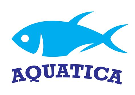 aquarium logo design logo design design for aquatica inc a company in united