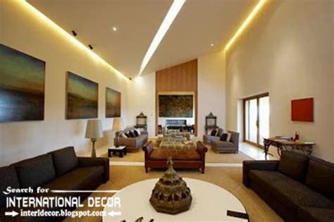 modern interior decoration living rooms ceiling designs 15 modern pop false ceiling designs ideas 2015 for living room
