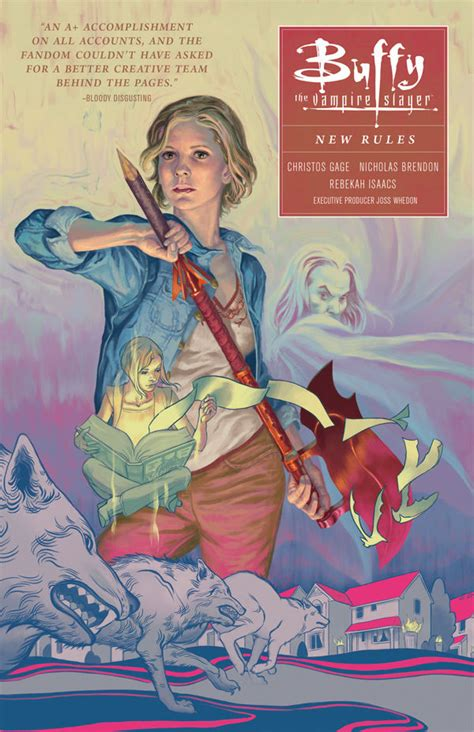 land of the free mystical slayers volume 1 books preview buffy the slayer season 10 volume