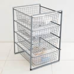 howards storage world howards essentials 4 wire basket