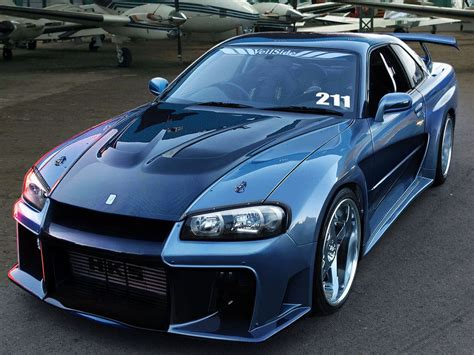 Buy Nissan Skyline by Someone Want To Buy Me This Nissan Skyline Gtr34 Cars