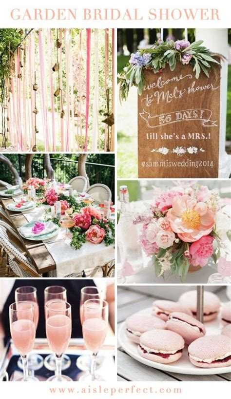 Garden Themed Bridal Shower by 25 Best Ideas About Garden Bridal Showers On