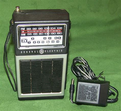 transistor weather transistor weather 28 images 1980 ge general electric 7 2934a portable am fm tv weather