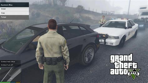 mod gta 5 cop gta 5 pc mods play as a cop mod gta 5 sapdfr lspdfr