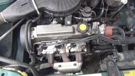 55 hp suzuki g10 3 cylinder in geo metro youtube