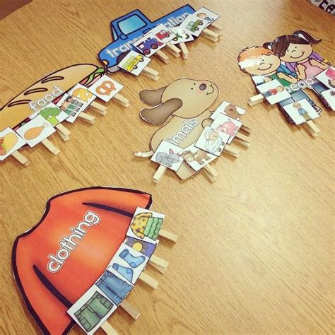 39 best sorting categorizing worksheets images on 25 best ideas about sorting activities on