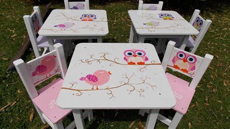 mesa con sillas infantiles baules de decoracion mesa y sillas infantiles baules