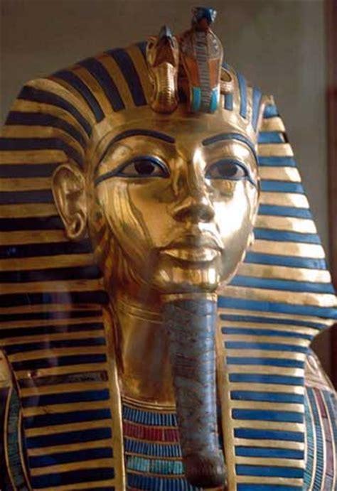 imagenes egipcias tutankamon biografia de tutankamon