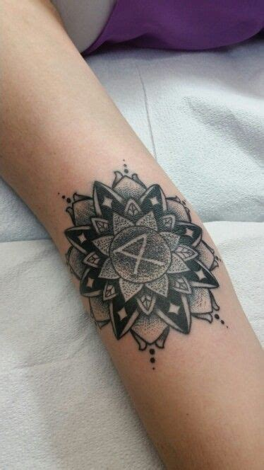 circa survive tattoo mandala with circa survive safe c logo my most