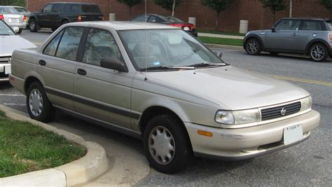 how does cars work 1992 nissan sentra transmission control file nissan sentra sedan jpg wikimedia commons
