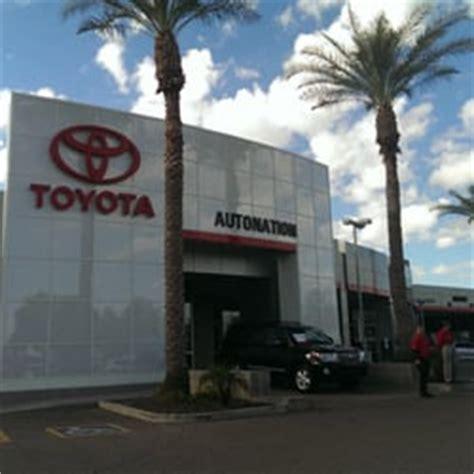 Toyota Dealer In Tempe Az Autonation Toyota Tempe Toyota Dealer Tempe Autos Weblog