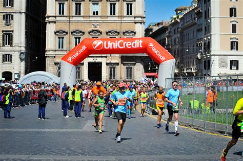 unicredit sede legale roma maratona di roma con unicredit partecipare alla