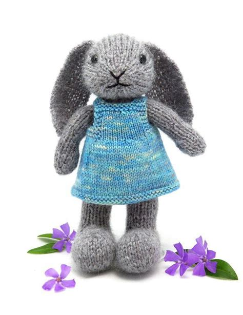 knitted rabbit knit rabbit pattern related keywords suggestions knit
