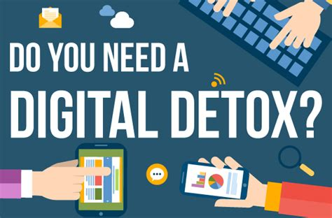 When Do You Need To Detox Your by Benefits Of A Digital Detox Healthy Living Articles