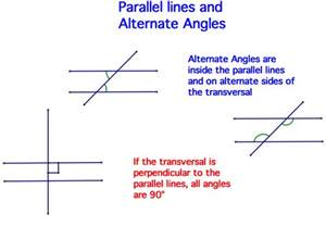 Interior Angles On Parallel Lines by 301 Moved Permanently