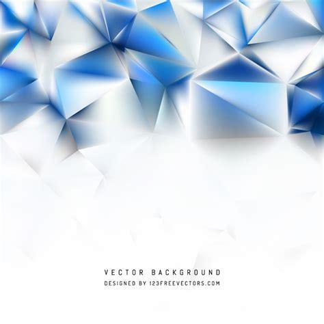 polygon pattern background free download abstract blue white polygon pattern background free