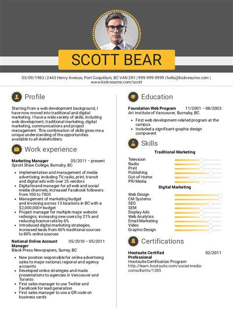 marketing coordinator resume template premium resume samples