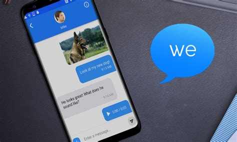 use imessage on android how to use imessage on android phone using wemessage app