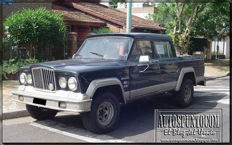 jeep gladiator 1971 autos puntocom jeep gladiator a 241 o 1971 doble cabina vendido