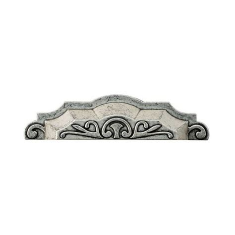 hammered cup drawer pulls liberty hardware augustine 4 inch center to center silver