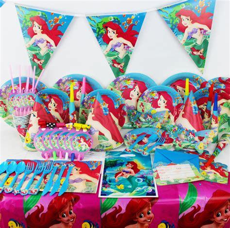 Cheap Birthday Decorations by Get Cheap Ariel Supplies Aliexpress