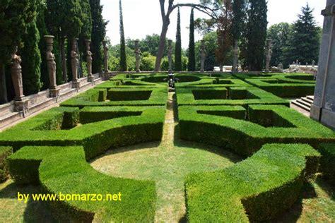 giardino all italiana palazzo farnese a caprarola il giardino all italiana