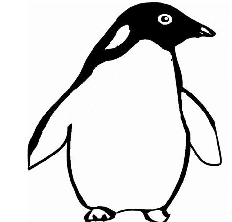 Pingouin 110 Animaux Coloriages 224 Imprimer Coloriage De Pingouin Pour Colorier L