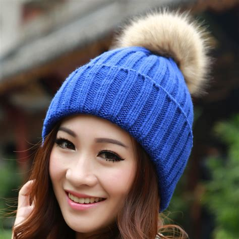 brand 2015 winter hats for beanie knitted caps