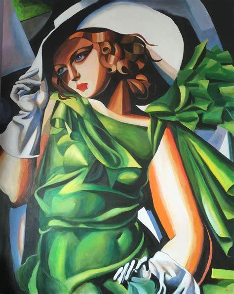 tamara de lempicka art quot young lady with gloves quot 1930 by david aldus u a