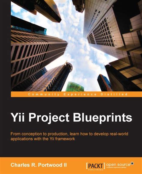 ebook tutorial yii framework yii project blueprints packt books