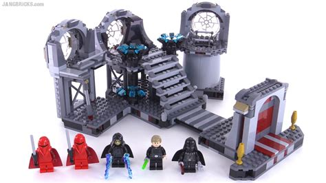death star lego star wars final duel lego star wars death star final duel build review with