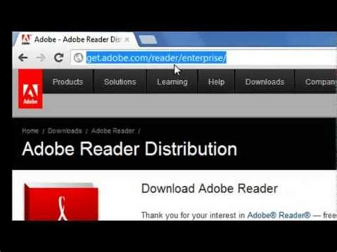 offline adobe reader free download how to download and install the adobe pdf reader software
