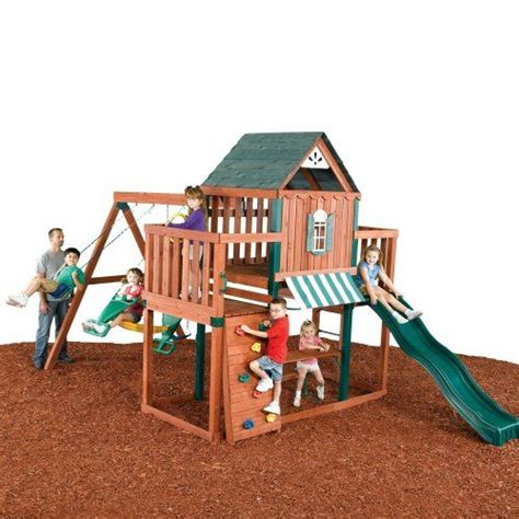 backyard discovery winchester playhouse 1000 images about backyard fun on pinterest