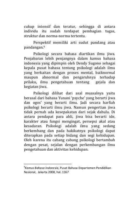 Psikologi Kelompok Integritas Psikologi Dan Islam komunikasi kelompok dalam perspektif psikologi