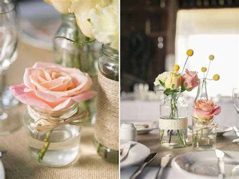 18 non mason jar rustic wedding centerpieces you ve got to