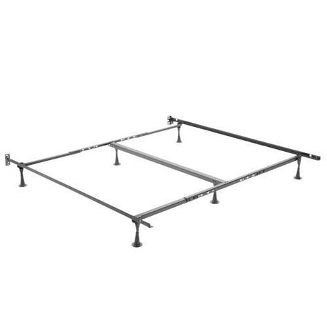 leggett and platt bed frames leggett platt k45g king cal king and queen premium bed frame brandsmart usa