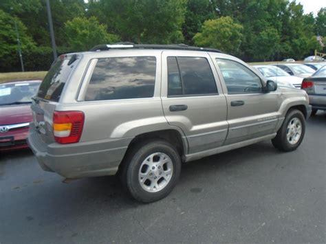 p1698 jeep cherokee 1999 1999 jeep grand cherokee laredo for sale in rock hill
