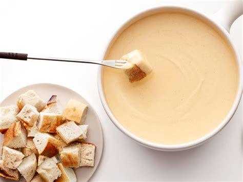 cheese fondue cheese fondue recipe food network kitchen food network