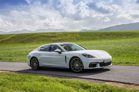 porsche sedan 2017 porsche panamera first drive review motor trend