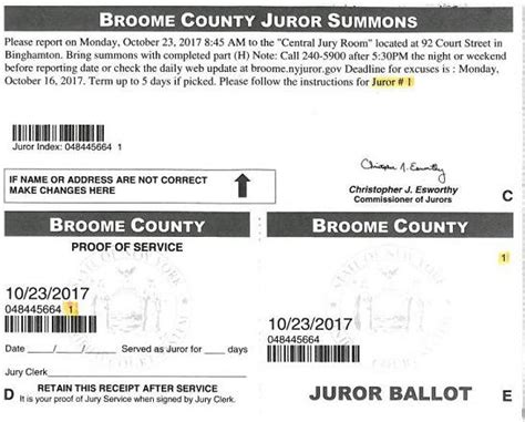 pattern jury instructions new york federal jury broome county 6th judicial district n y state