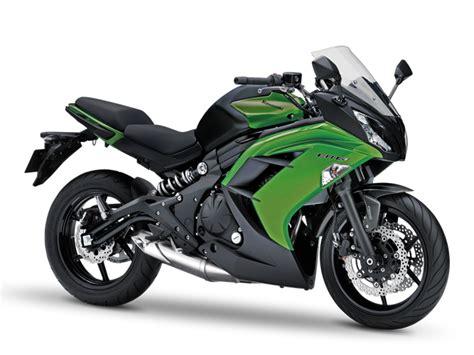 Kawasaki Er 6f by Er 6f 2014
