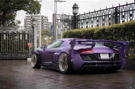 Tuner Audi by Audi R8 Tuning Pictures