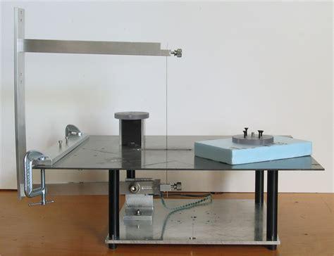 wire foam cutter table pin wire foam cutting cnc machines on